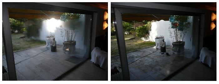 Isolierglassanierung vorher nachher bildergalerie - Fenster beschlagen zwischen den scheiben ...